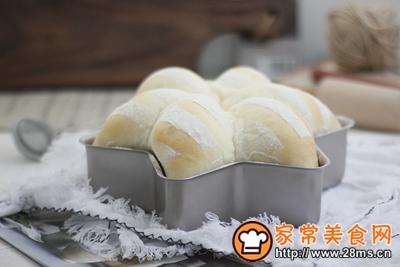 六角星白面包的做法图解13