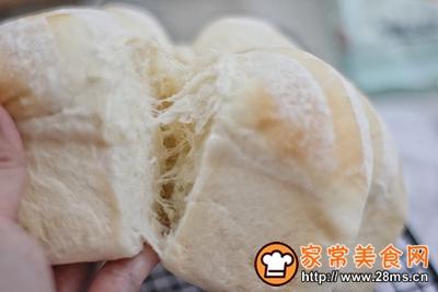 六角星白面包的做法图解14