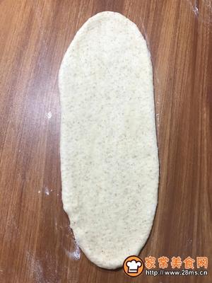 全麦葡萄干吐司的做法图解7