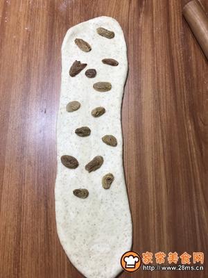 全麦葡萄干吐司的做法图解10