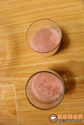 蜜桃清凉苏打水的做法图解11