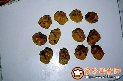 小姐姐们最爱的红枣软酥点心的做法图解9