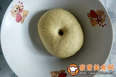 烤出来的口感蛋香小馒头的做法图解4