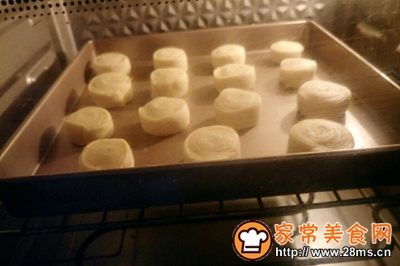 烤出来的口感蛋香小馒头的做法图解11