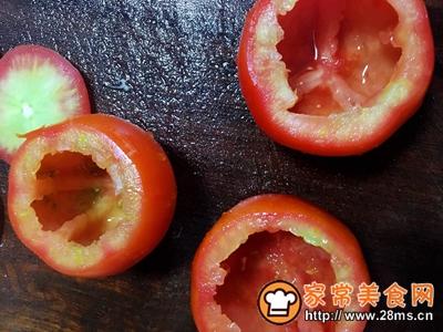 法式酿番茄的做法图解6