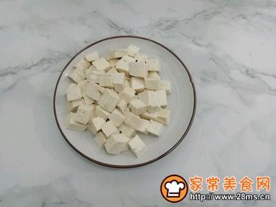 肉末豆腐的做法图解4