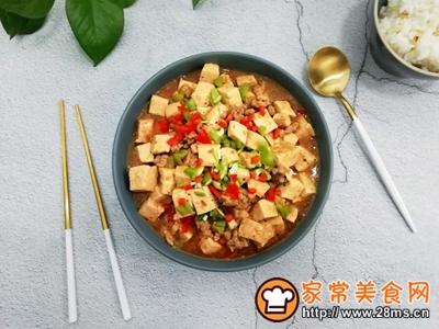 肉末豆腐的做法图解16