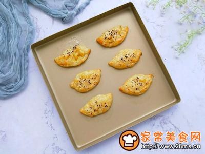 好吃到飞起来的芒果酥(蛋挞皮版)的做法图解11