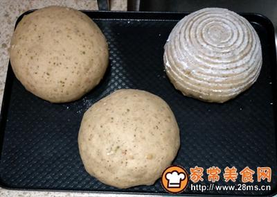荔蔓多谷面包的做法图解15