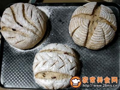 荔蔓多谷面包的做法图解16