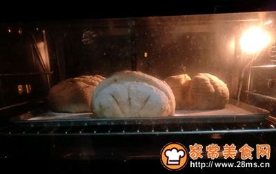 荔蔓多谷面包的做法图解17