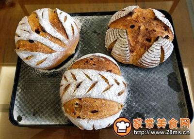 荔蔓多谷面包的做法图解18