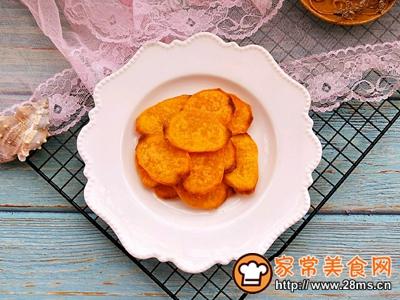 烤红薯片的做法图解7