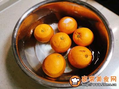 奶油鲜橙雪糕的家常做法