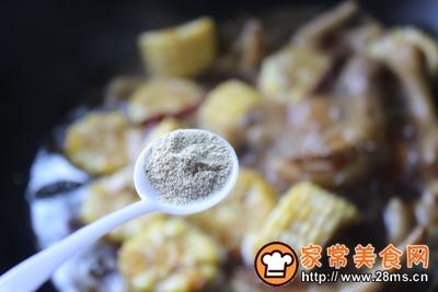 玉米鸡爪的做法图解15