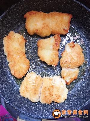 简单快手的香煎巴沙鱼的做法图解7