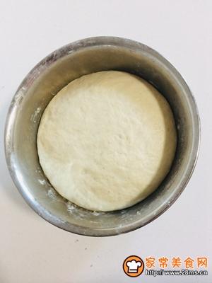 麻酱芝麻烧饼的做法图解1