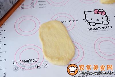 香葱芝士面包的做法图解9
