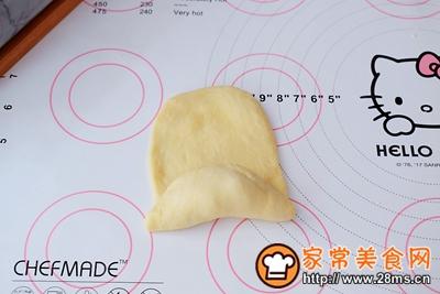 香葱芝士面包的做法图解11