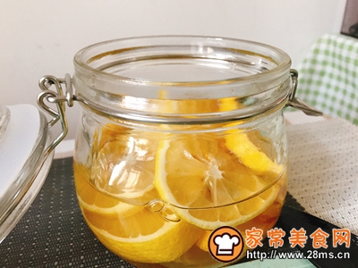 蜂蜜柠檬茶的做法图解6