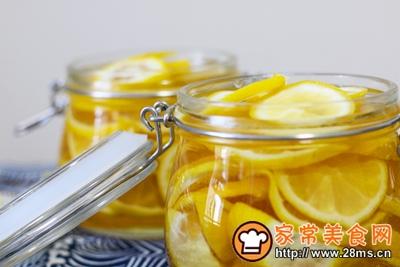 蜂蜜柠檬茶的做法图解7