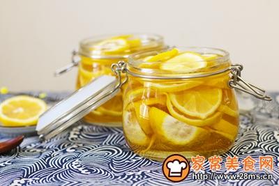 蜂蜜柠檬茶的做法图解8