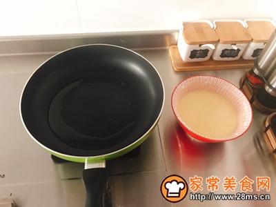家常葱花鸡蛋饼养胃早餐的做法图解5