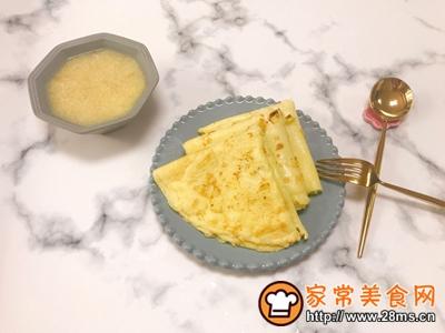 家常葱花鸡蛋饼养胃早餐的做法图解8