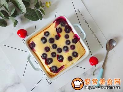 蓝莓酸奶布丁的做法图解7