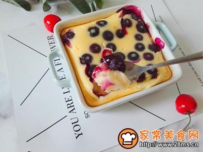 蓝莓酸奶布丁的做法图解8