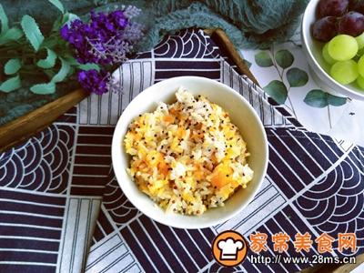 南瓜藜麦焖饭的做法图解4