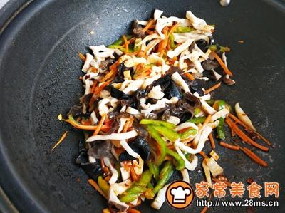 鱼香杏鲍菇的做法图解9