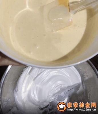 奶油蛋糕独角兽色夹心蛋糕的做法图解9