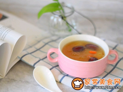 润秋补品梨汤的做法图解7