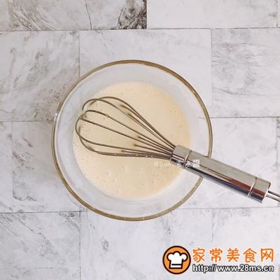 椰奶吐司布丁的做法图解4