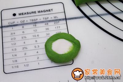 芹菜牛肉翡翠饺的做法图解11