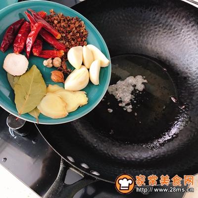 香辣虾蟹干锅的做法图解5
