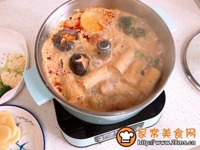 麻辣烫家庭版自制小火锅的做法图解8