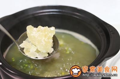 绿豆百合汤的做法图解6