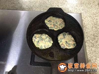 紫苏叶鸡蛋饼的做法图解9