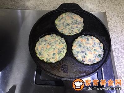 紫苏叶鸡蛋饼的做法图解10