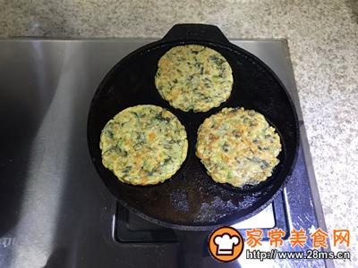 紫苏叶鸡蛋饼的做法图解11