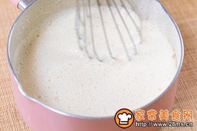 豆浆布丁的做法图解6