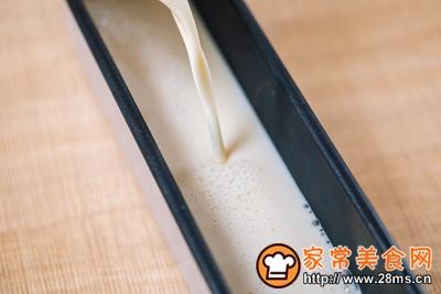 豆浆布丁的做法图解8