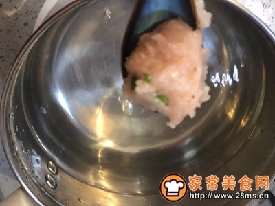 鸡肉丸的做法图解7