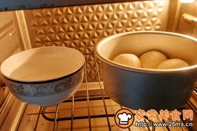 花形原味面包的做法图解9
