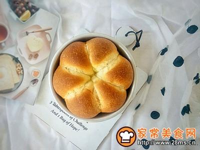 花形原味面包的做法图解11