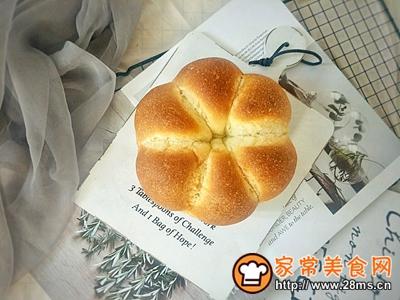 花形原味面包的做法图解13