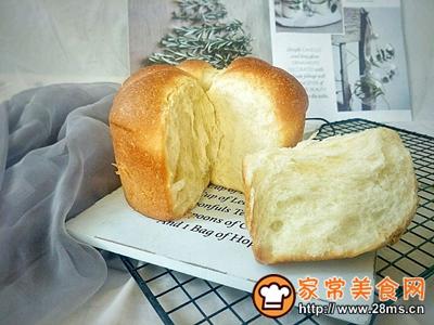 花形原味面包的做法图解14