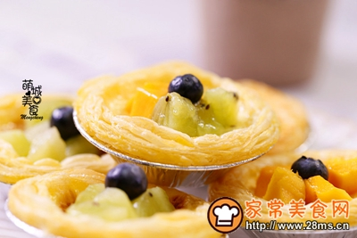 水果蛋挞的做法图解7